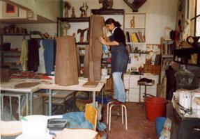 Revista ceramica camille taller escuela for Curso ceramica madrid